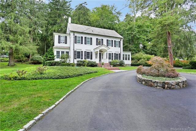 54 Glenville Road, Greenwich, CT 06831 (MLS #170285649) :: Spectrum Real Estate Consultants
