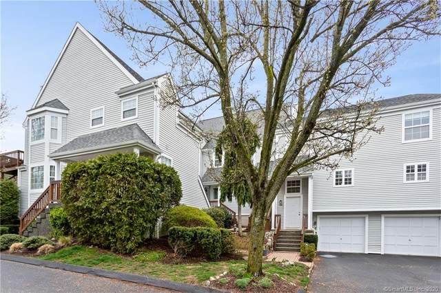 516 Foxboro Drive #516, Norwalk, CT 06851 (MLS #170285662) :: Spectrum Real Estate Consultants