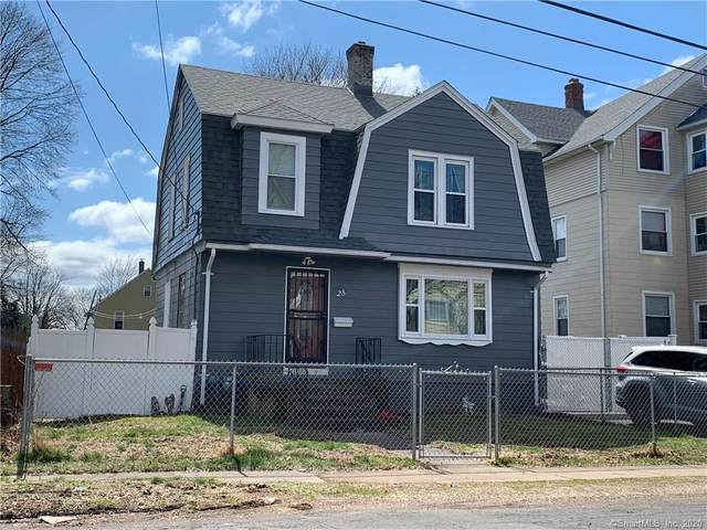 23 Judd Avenue, New Britain, CT 06051 (MLS #170285664) :: Spectrum Real Estate Consultants