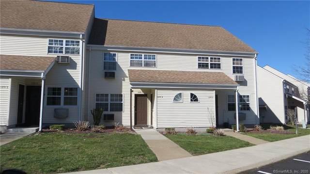1251 Washington Street #4, Middletown, CT 06457 (MLS #170285669) :: Spectrum Real Estate Consultants