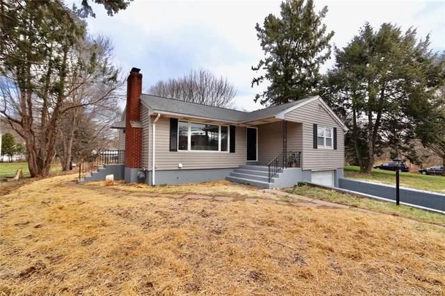 367 Kensington Avenue, Meriden, CT 06451 (MLS #170285680) :: Spectrum Real Estate Consultants