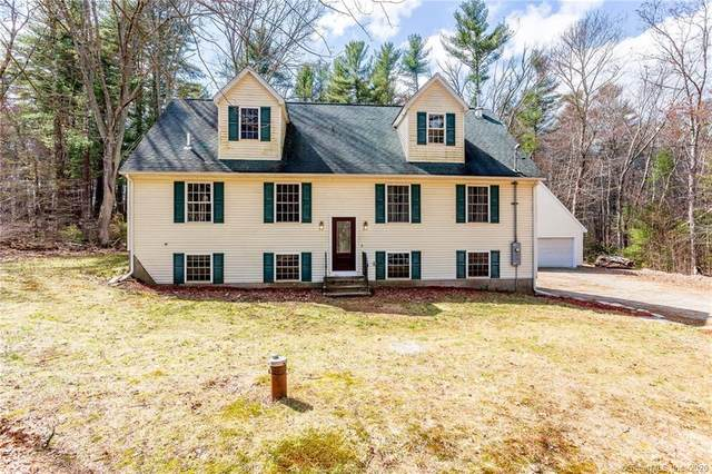 532 Ravenelle Road, Thompson, CT 06255 (MLS #170285698) :: Anytime Realty