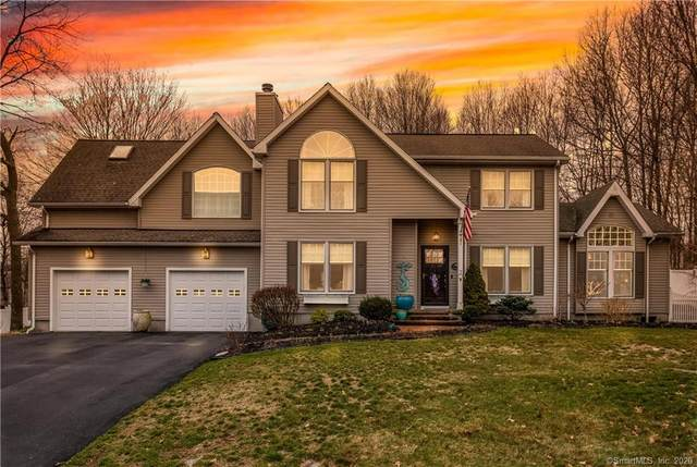 7 Tyler Way, Bristol, CT 06010 (MLS #170285699) :: Mark Boyland Real Estate Team