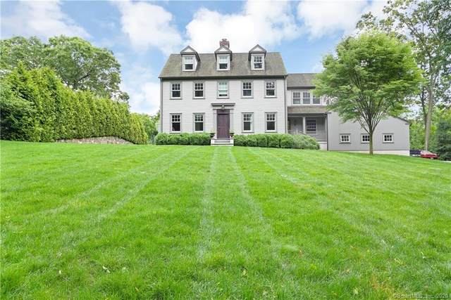 92 Hillcrest Park Road, Greenwich, CT 06807 (MLS #170285744) :: Spectrum Real Estate Consultants