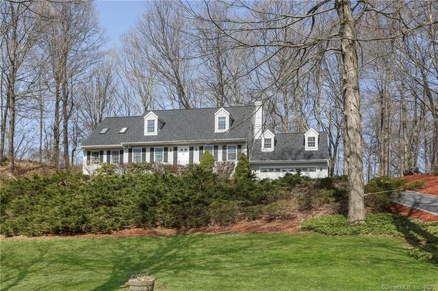 23 Lantern Drive, Ridgefield, CT 06877 (MLS #170285820) :: Spectrum Real Estate Consultants