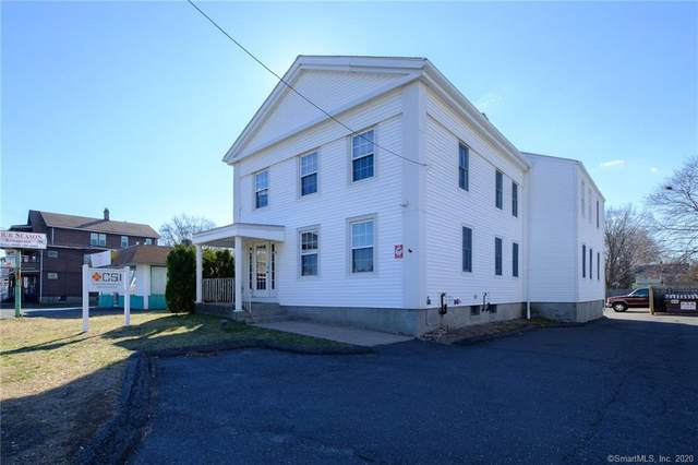 165 Burnside Avenue, East Hartford, CT 06108 (MLS #170285847) :: Michael & Associates Premium Properties | MAPP TEAM