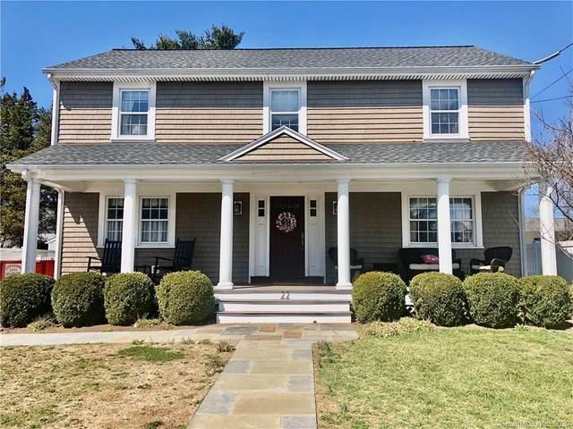 22 Charles Street, Fairfield, CT 06824 (MLS #170285924) :: Michael & Associates Premium Properties | MAPP TEAM