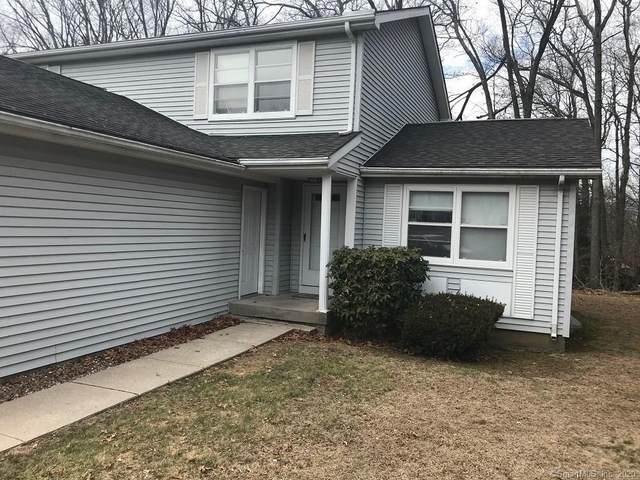 29 Kathleen Drive 2D, Windham, CT 06226 (MLS #170285961) :: Spectrum Real Estate Consultants