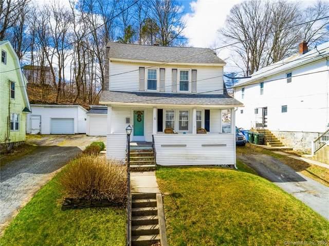 6 Broadway Terrace, Norwich, CT 06360 (MLS #170286006) :: Spectrum Real Estate Consultants