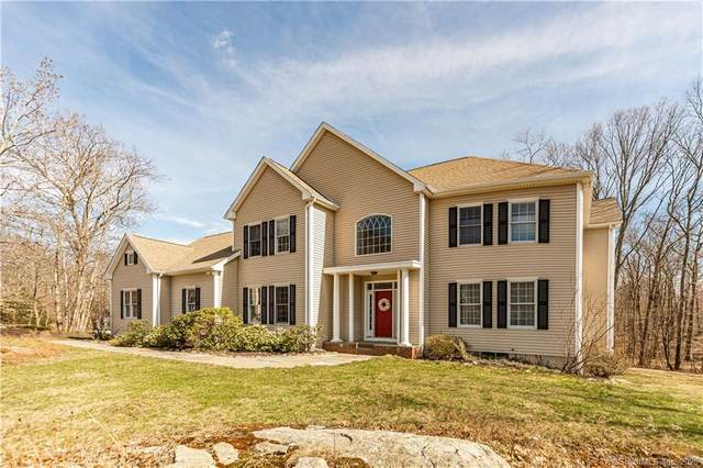39 Briar Road, Bethany, CT 06524 (MLS #170286019) :: Spectrum Real Estate Consultants