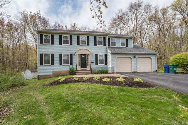 2 Croydon Drive, Bloomfield, CT 06002 (MLS #170286030) :: Spectrum Real Estate Consultants