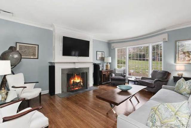 60 Hillcrest Park Road, Greenwich, CT 06870 (MLS #170286052) :: Spectrum Real Estate Consultants