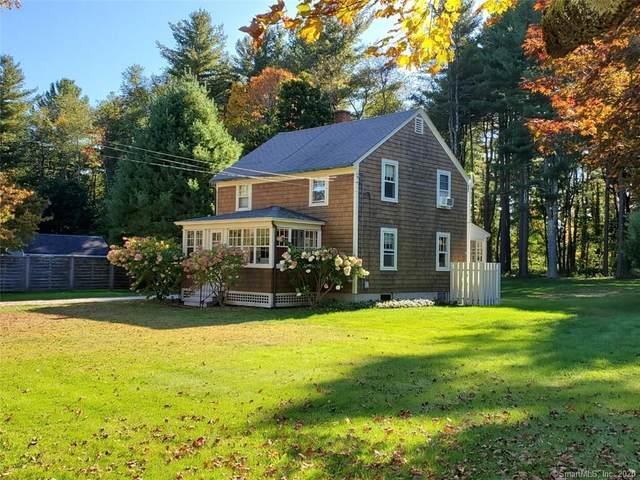21 Salmon Kill Road, Salisbury, CT 06068 (MLS #170286222) :: Spectrum Real Estate Consultants