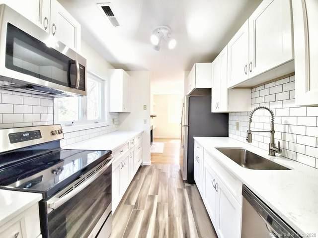 7 Seir Hill Road #50, Norwalk, CT 06850 (MLS #170286250) :: Spectrum Real Estate Consultants