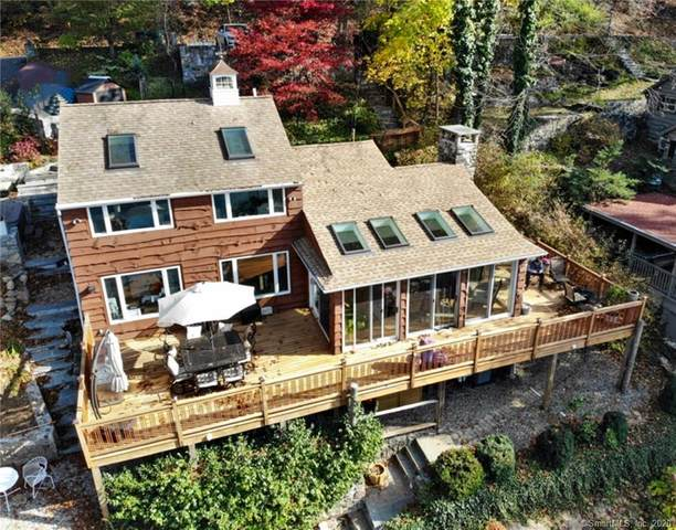 22 Lake Drive S, New Fairfield, CT 06812 (MLS #170286253) :: Spectrum Real Estate Consultants