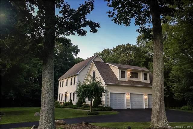 9 Homestead Lane, Columbia, CT 06237 (MLS #170286289) :: Mark Boyland Real Estate Team