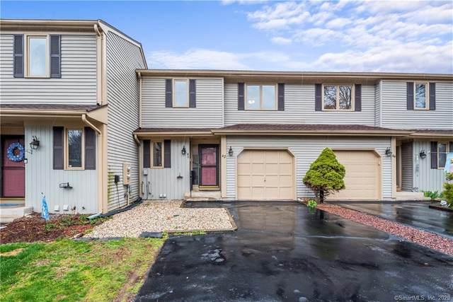 42 Cortland Way #42, Newington, CT 06111 (MLS #170286370) :: Spectrum Real Estate Consultants