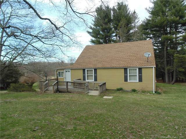 45 Oakwood Lane, Columbia, CT 06237 (MLS #170286383) :: Spectrum Real Estate Consultants