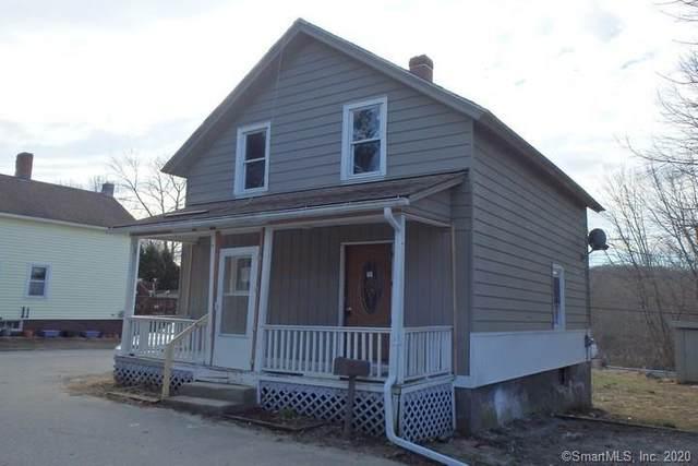 32 Bitgood Village, Plainfield, CT 06354 (MLS #170286386) :: Spectrum Real Estate Consultants