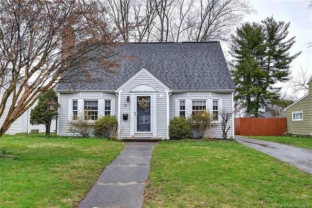 25 Chamberlain Road, Wethersfield, CT 06109 (MLS #170286441) :: Michael & Associates Premium Properties | MAPP TEAM