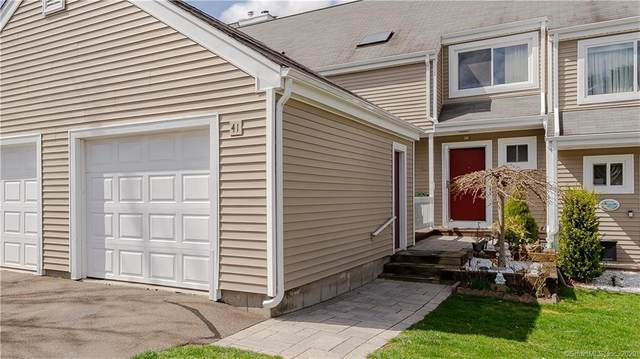 41 Jerimoth Drive #41, Branford, CT 06405 (MLS #170286459) :: Michael & Associates Premium Properties | MAPP TEAM