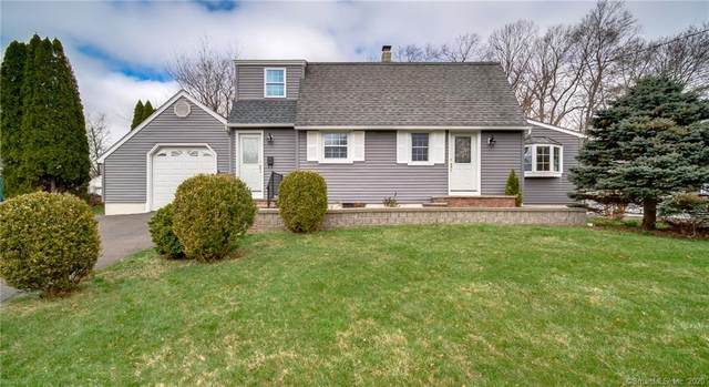 5 Grantham Road, Wallingford, CT 06492 (MLS #170286484) :: Michael & Associates Premium Properties | MAPP TEAM
