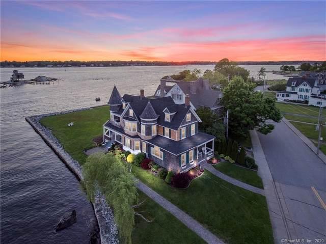 213 Shore Avenue, Groton, CT 06340 (MLS #170286516) :: Spectrum Real Estate Consultants