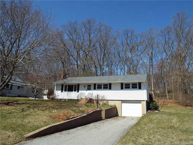 39 Bush Hill Drive, East Lyme, CT 06357 (MLS #170286553) :: Spectrum Real Estate Consultants