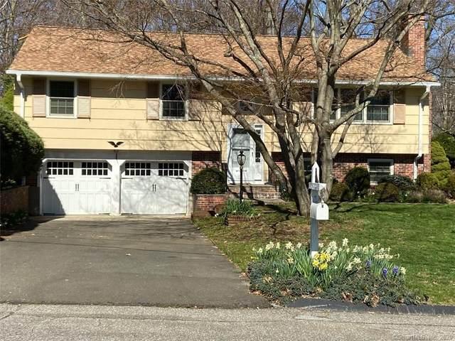 4 Aragon Drive, Trumbull, CT 06611 (MLS #170286557) :: Spectrum Real Estate Consultants