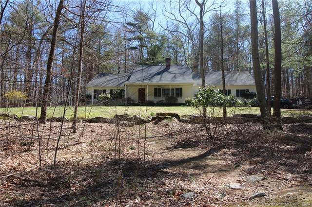 9 Old Stone Way, Eastford, CT 06242 (MLS #170286660) :: Spectrum Real Estate Consultants