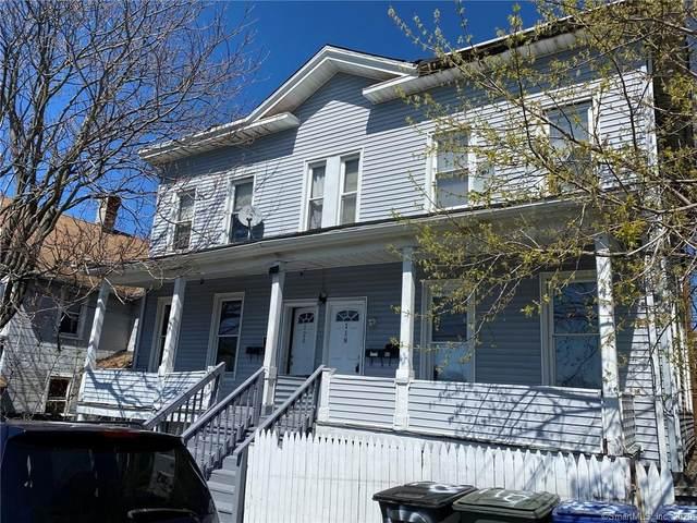 118-120 Pequonnock Street, Bridgeport, CT 06604 (MLS #170286679) :: Spectrum Real Estate Consultants