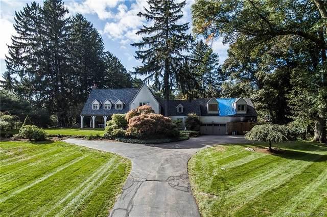 14 Perkins Road, Woodbridge, CT 06525 (MLS #170286715) :: Spectrum Real Estate Consultants