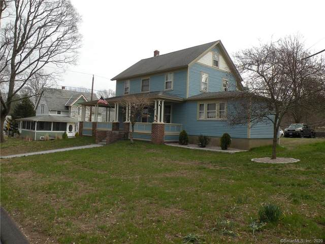 614 N Windham Road Extension, Windham, CT 06256 (MLS #170286731) :: Spectrum Real Estate Consultants