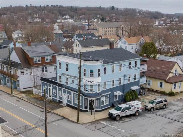 202 Providence Street, Putnam, CT 06260 (MLS #170286766) :: Spectrum Real Estate Consultants