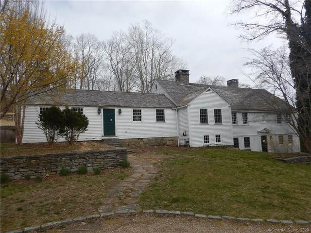 131 Mitchell Hill Road, Lyme, CT 06371 (MLS #170286806) :: Spectrum Real Estate Consultants