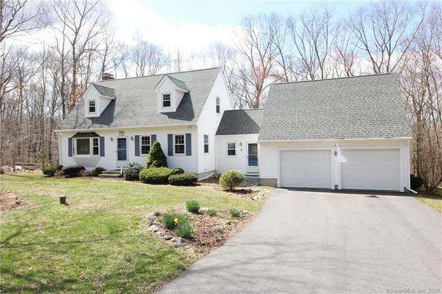 68 Windrush Lane, Andover, CT 06232 (MLS #170286977) :: Spectrum Real Estate Consultants