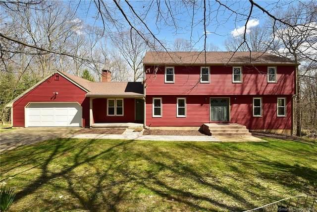 87 Gadpouch Road, East Hampton, CT 06424 (MLS #170287005) :: Spectrum Real Estate Consultants