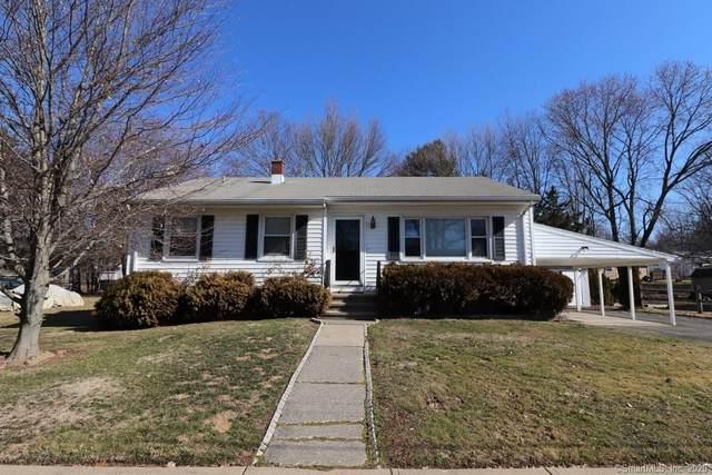 24 Valley Brook Road, West Haven, CT 06516 (MLS #170287007) :: Spectrum Real Estate Consultants