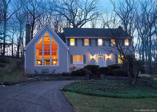 91 Raymond Street, Darien, CT 06820 (MLS #170287156) :: Team Feola & Lanzante | Keller Williams Trumbull