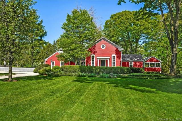 196 W Norwalk Road, Norwalk, CT 06850 (MLS #170287158) :: Carbutti & Co Realtors