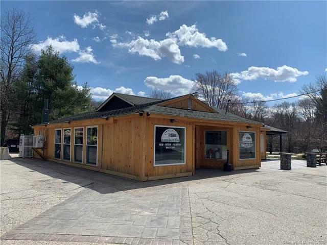 1105 Quaddick Town Farm Road, Thompson, CT 06277 (MLS #170287870) :: Around Town Real Estate Team