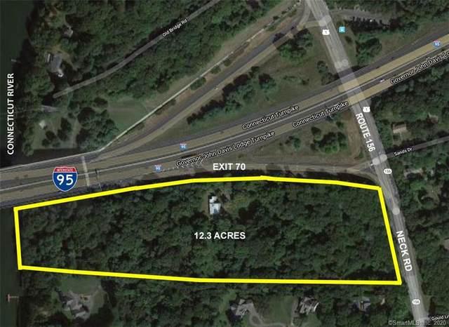 16 Neck Road, Old Lyme, CT 06371 (MLS #170287952) :: The Higgins Group - The CT Home Finder
