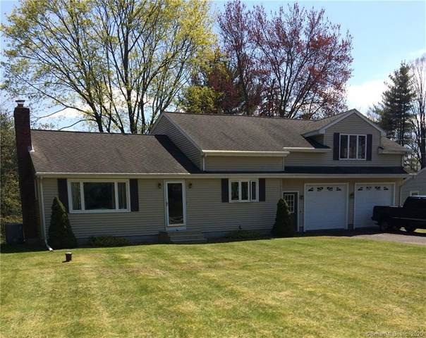 163 Park Drive, Berlin, CT 06037 (MLS #170288962) :: Hergenrother Realty Group Connecticut