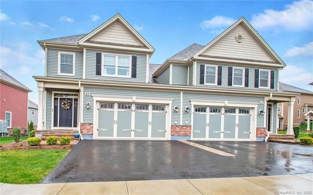 49 Harvest Court #49, Newington, CT 06111 (MLS #170289123) :: Spectrum Real Estate Consultants