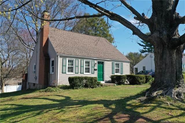 162 Cheney Lane, Newington, CT 06111 (MLS #170289291) :: Spectrum Real Estate Consultants