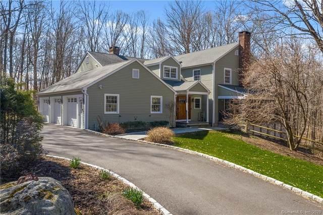 45 Indian Hill Road, Wilton, CT 06897 (MLS #170289413) :: Spectrum Real Estate Consultants