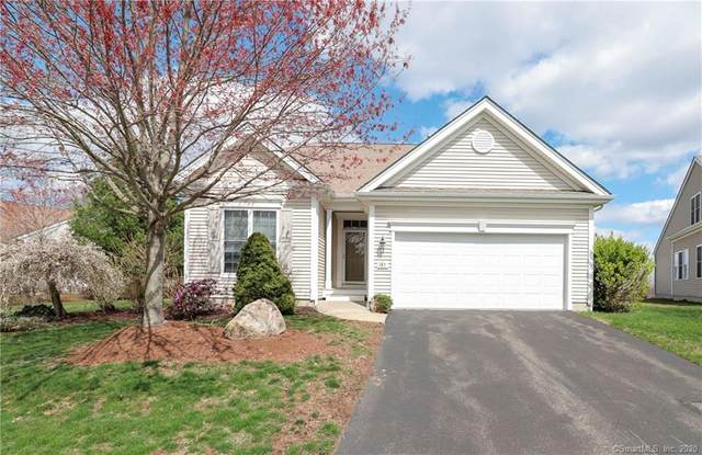 181 Country Club Drive #181, Oxford, CT 06478 (MLS #170289443) :: The Higgins Group - The CT Home Finder