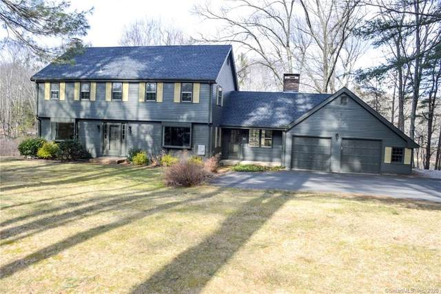 70 Sunrise Drive, Avon, CT 06001 (MLS #170289518) :: Frank Schiavone with William Raveis Real Estate
