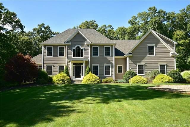 45 Birch Hill Drive, Tolland, CT 06084 (MLS #170289624) :: Michael & Associates Premium Properties | MAPP TEAM