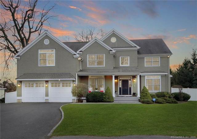 9 Davenport Drive, Stamford, CT 06902 (MLS #170289639) :: The Higgins Group - The CT Home Finder